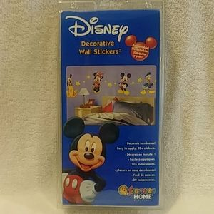 Mickey, Minnie and Friends Disney Wall Art Decals